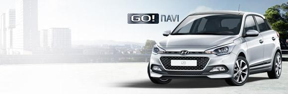 hyundai i20 go navi partir de 165 mois 5 premiers loyers 20. Black Bedroom Furniture Sets. Home Design Ideas